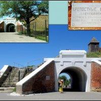 Азов. Крепостные ворота :: Нина Бутко