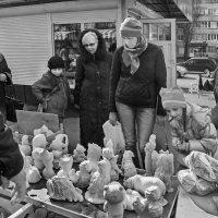 Ой! Собачка с бантиком! :: Надежда Ивашкина