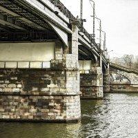 Ново-спасский мост... :: Сергей Козырев