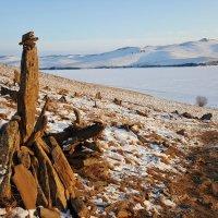 Пирамида желаний. :: Елена Савчук