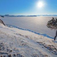 Солнце над Малым морем :: Анатолий Иргл