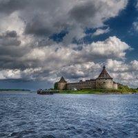 Крепость Орешек (Шлиссельбург) :: Оксана Ермихина