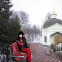 МАРГАРИТА МАЙСКАЯ - Царицыно :: Foto Kto