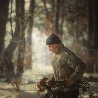 В лесу :: Vyacheslav Krupin