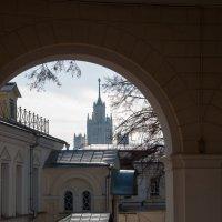 В арке :: Alexander Petrukhin