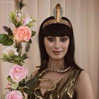 Клеопатра :: Julia Barbashova