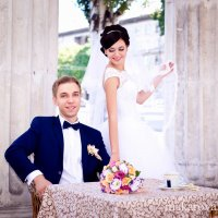 свадебное фото фотосъемка свадьбы Запорожье Татьяна Макарова :: Татьяна Макарова