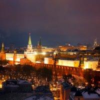 Кремль :: Юрий Лобачев