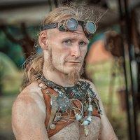 Steam-pank man :: Денис Давыдов (Davydoff)