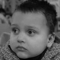 Портрет ребенка :: Антон Костюк