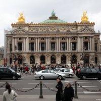 Opera Garnier :: Фотограф в Париже, Франции Наталья Ильина