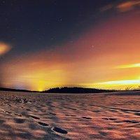 Ижевск озаряет небо! :: Вячеслав Ложкин