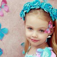 Бабочки :: Анна Семенова