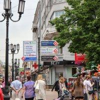 Н.Новгород. Большая Покровская улица. :: Владимир Безбородов