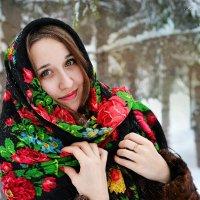 Русская красавица :: Natalia Aleksandrova
