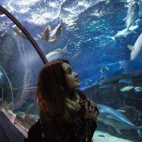 под водой :: Мария Крючкова
