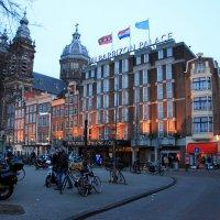 ночной Амстердам :: Olga