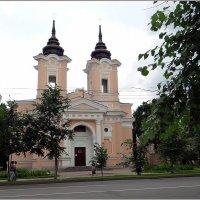 Католический храм Петра и Павла :: Вера
