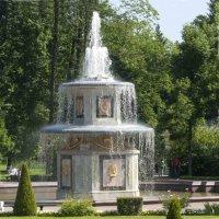 Санкт-Петербург, Петродворец, Римский фонтан :: Вячеслав