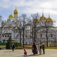 Московский Кремль. :: Сергей Фомичев