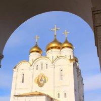 Собор во имя Святой троицы :: Алла Качуро