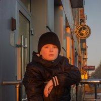 Обласканный последними лучами :: Дмитрий Костоусов