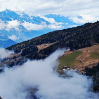 Туман ... :: Владимир Икомацких