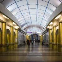 станция метро Международная :: ник. петрович земцов