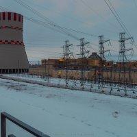 Нововоронежская АЭС-2 :: Roman Dergunov