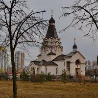 храм :: Валентина Папилова
