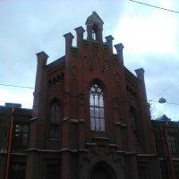 Бывшее здание церкви. (Санкт-Петербург) :: Светлана Калмыкова