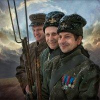 Ополчение 1812 года :: Виктор Перякин