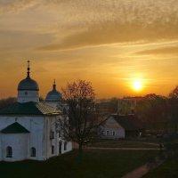 На закате :: Ольга СПб