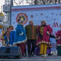 Театр Разгуляй :: Сергей Цветков