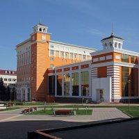 Библиотека. Саранск :: MILAV V