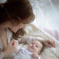 Мама и сын :: Маша Сашина