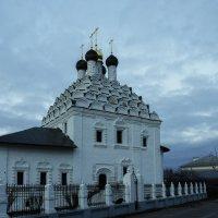 Церковь Воскресения Словущего, что на Посаде, в Коломне :: Константин Сафронов