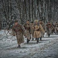 шли солдаты.... :: Виктор Перякин