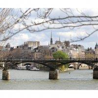 Мост искусств в Париже :: Фотограф в Париже, Франции Наталья Ильина