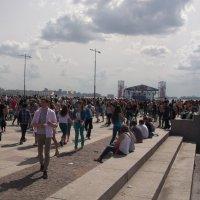 Городской праздник :: Svetlana Lyaxovich
