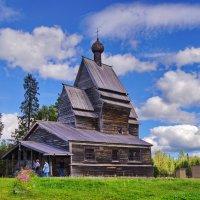 Церковь Георгия Победоносца (1496г) :: Ольга СПб