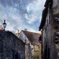 Старые улочки Таллинна :: Anna Klaos