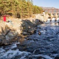 Чемальская ГЭС :: Кирилл Богомазов