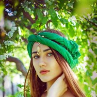 красавица из Казани :: Вера Аверьянова