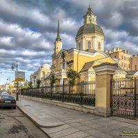 Храм Святых Праведных Симеона Богоприимца и Анны Пророчицы :: Valeriy Piterskiy