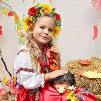 Девочка с ёжиком :: Павел Прозоров
