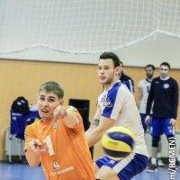 Чемпионат России по волейболу. Высшая лига А :: Павел Железняк
