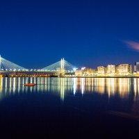 Вантовый мост. :: Frol Polevoy
