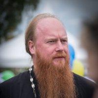 Настоятель :: Андрей Бондаренко