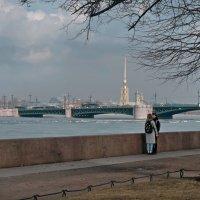 Приближение весны :: Георгий Вересов